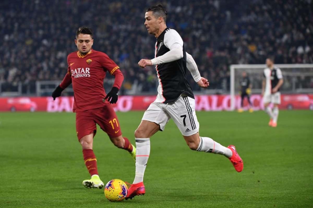 Coppa Italia, Juventus-Roma 3-1: apre Ronaldo, chiude Bonucci. Bianconeri in semifinale