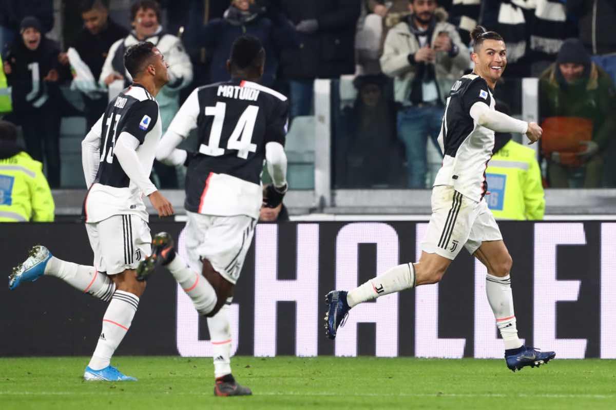 Juventus-Roma streaming gratis e diretta tv, dove vedere il match oggi