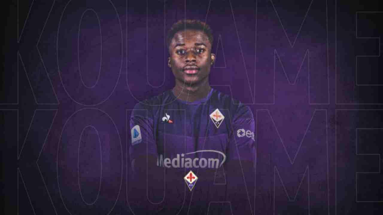 Fiorentina, arriva Kouame dal Genoa: ecco il comunicato