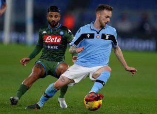 LIVE Lazio-Napoli, diretta risultato in tempo reale