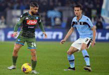 LIVE Napoli-Lazio, diretta risultato in tempo reale