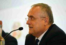 Lazio, saluti nazisti: Lotito chiede 50 mila euro ai tifosi