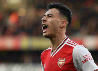 Arsenal: Martinelli insegue Sancho, il teenager più prolifico d'Europa