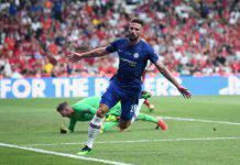 Calciomercato Inter, Llorente resta al Napoli. Giroud in arrivo
