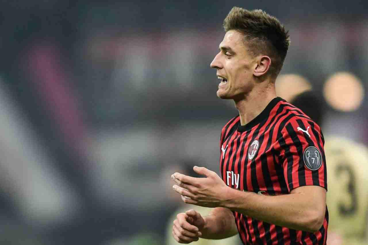 Milan, possibile scambio con l'Udinese: Piatek per De Paul