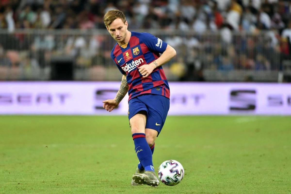 Calciomercato Juventus, Rakitic: si profila un'asta con due Top club europei
