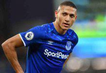 Everton, Richarlison: rifiutata la maxi offerta del Barcellona