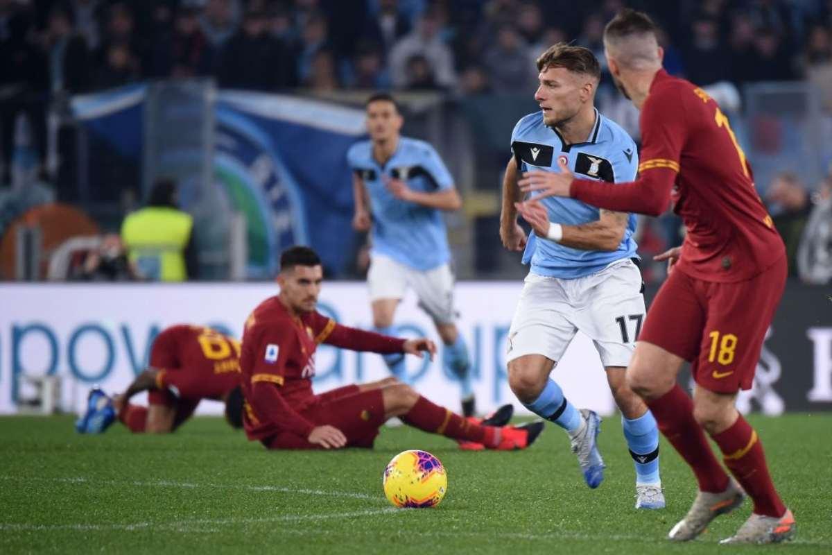Lazio-Roma, i precedenti della gara (Getty Images)