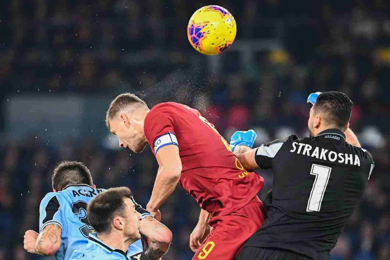 Lazio, Strakosha chiede scusa per l'errore nel derby. I commenti dei compagni