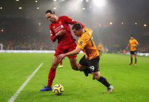 Premier League, Wolves-Liverpool 1-2: Henderson e Firmino avvicinano i Reds al titolo