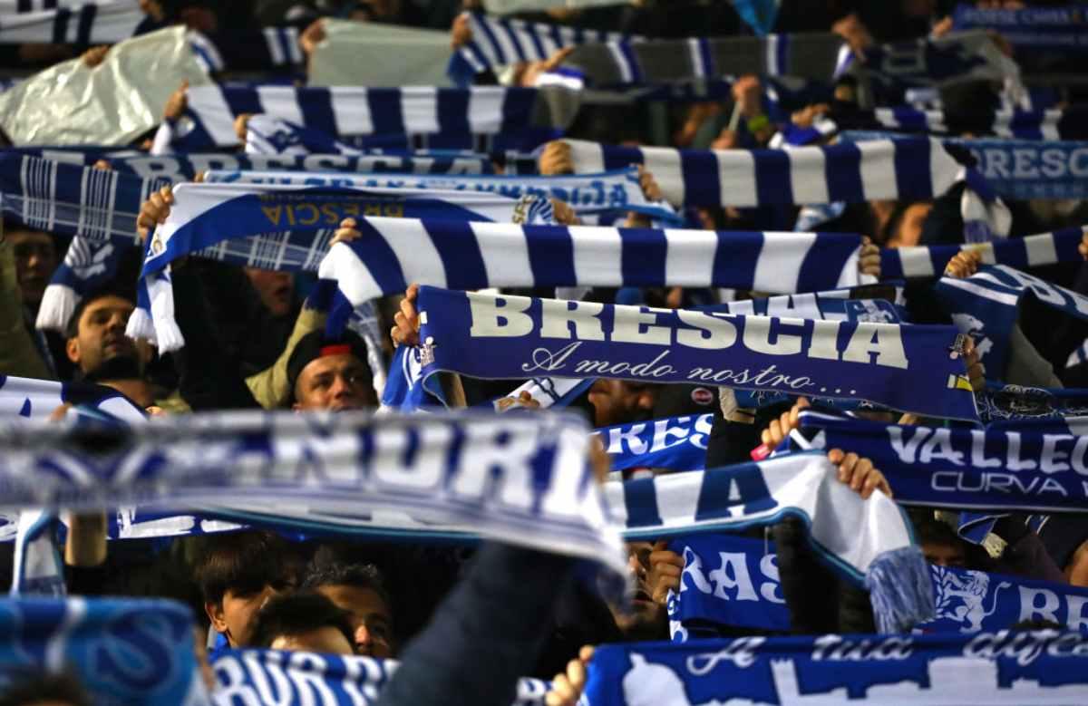 Brescia, multa del Giudice Sportivo per i cori sul Coronavirus