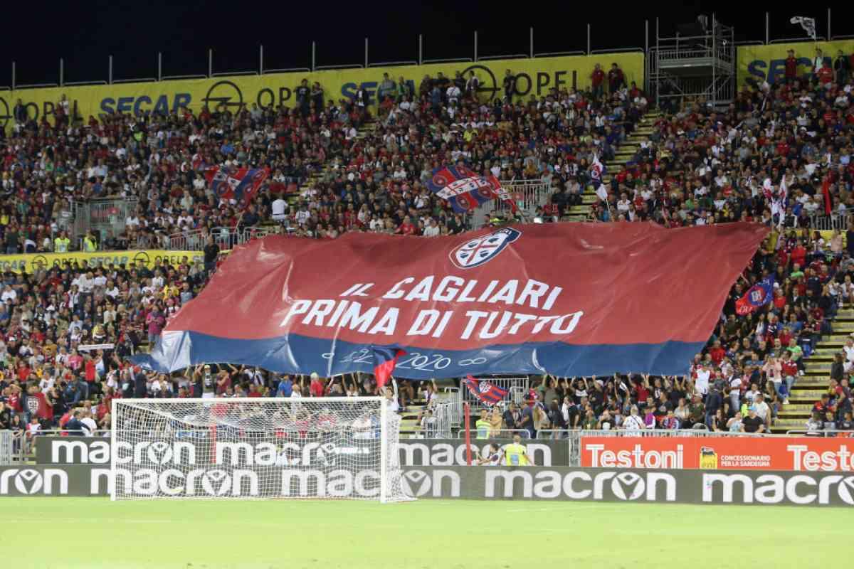 Cagliari, razzismo alla Sardegna Arena: Daspo a vita per tre tifosi