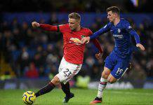 Chelsea-Manchester United, i Red Devils espugnano Stamford Bridge