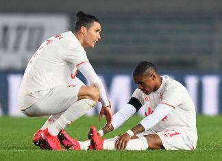 Juventus, Douglas Costa finisce ko: altro infortunio muscolare