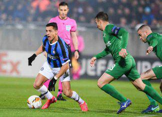 Europa League, highlights Ludogorets-Inter
