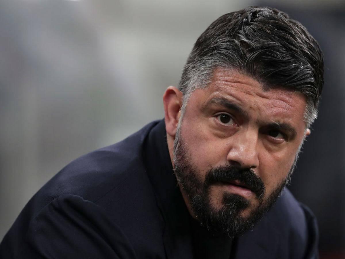 """Napoli, Gattuso: """"Chiarito con Allan, penso a Balotelli non a Messi"""""""