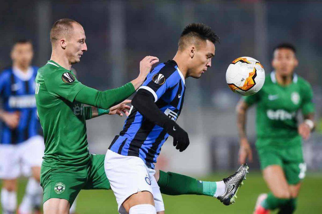 Highlights Inter-Ludogorets