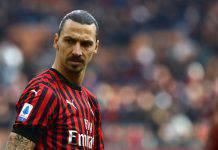 Zlatan Ibrahimovic potrebbe finire al Napoli