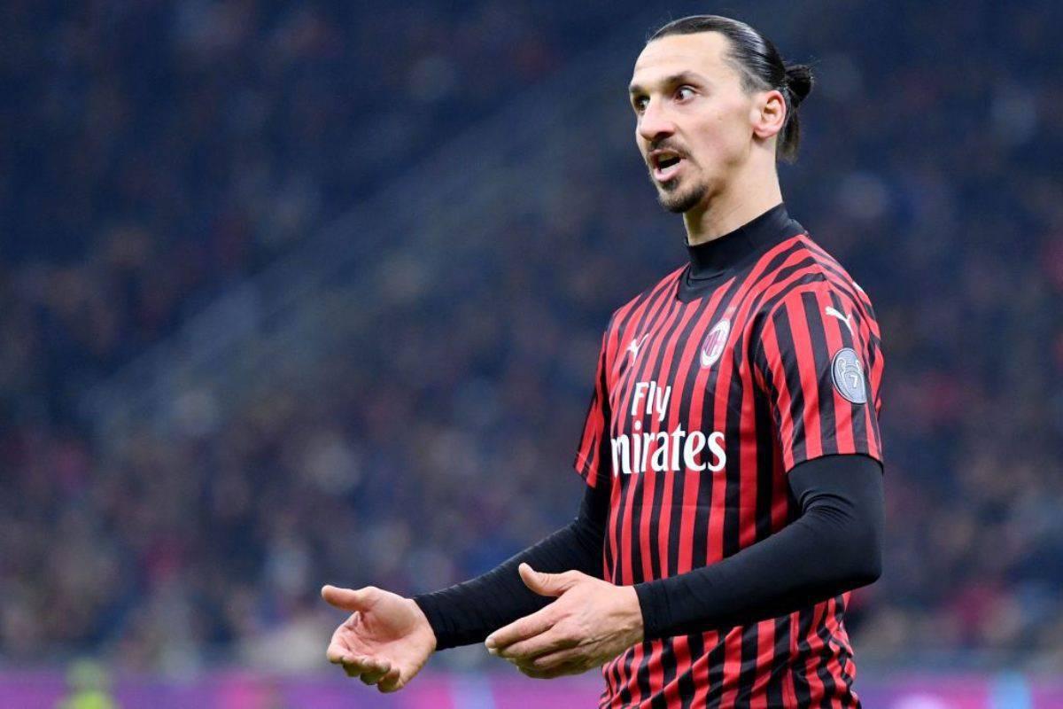 Milan, Ibrahimovic si carica per la Fiorentina: il duro allenamento in palestra - VIDEO