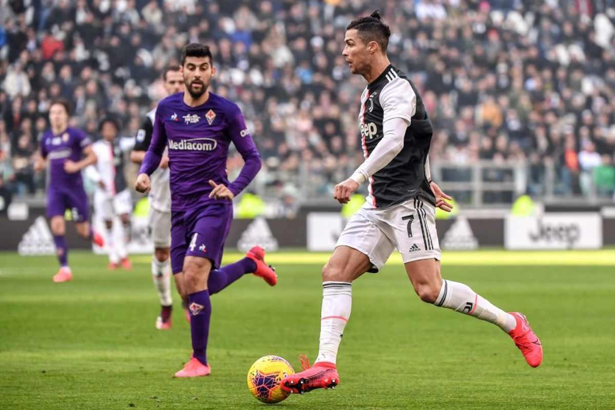 LIVE Juventus-Fiorentina, risultato in tempo reale