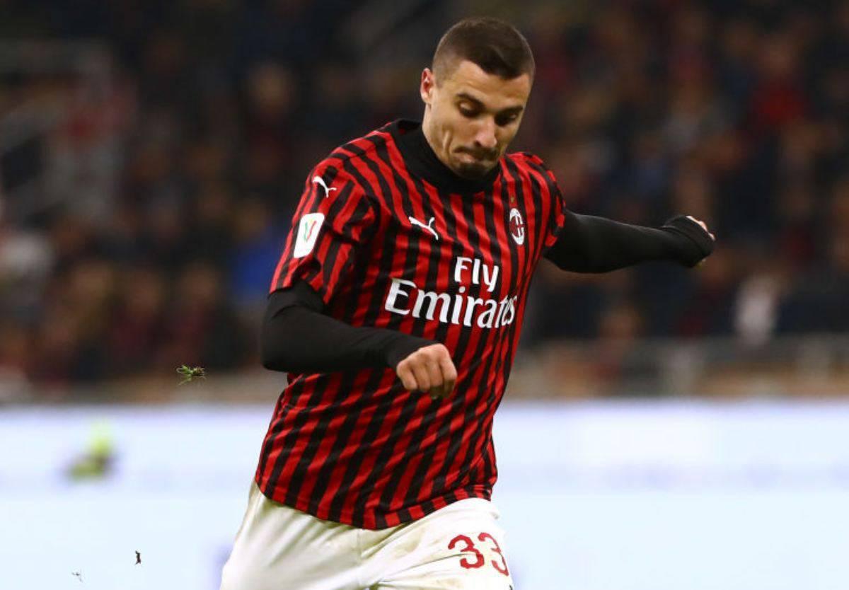 Krunic e Rebic positivi, le ultime su Milan-Juventus (Getty Images)