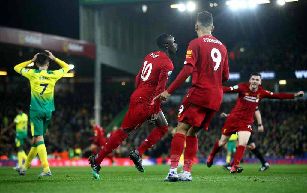 PREMIER - L'inarrestabile Liverpool è già in Champions League