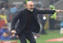 Stefano Pioli nel post partita di Milan-Torino