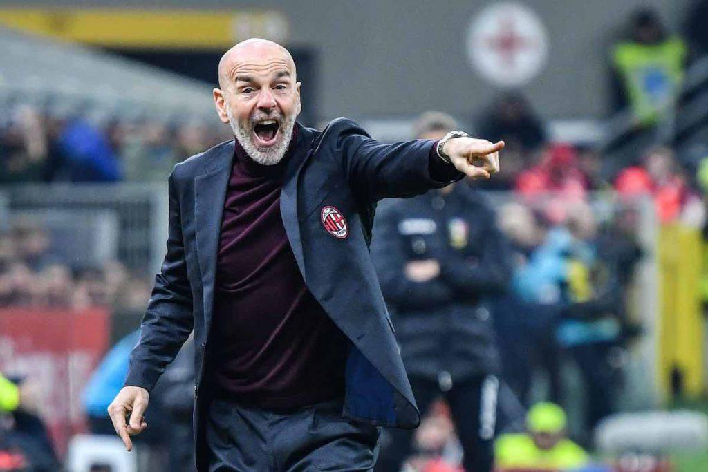 Milan-Torino, Kjaer esce per infortunio. Musacchio si rifiuta di entrare