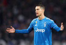 """Juventus, Cristiano Ronaldo sicuro: """"Niente paura, passeremo in Champions League """""""