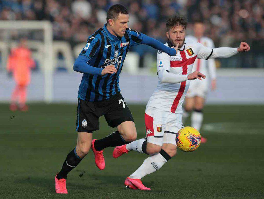 Serie A, Highlights Atalanta-Genoa: gol e sintesi della partita