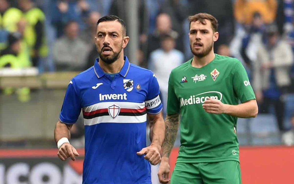 Serie A, highlights Samp-Fiorentina