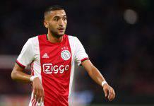 Ziyech al Chelsea: i Blues rivelano i dettagli del trasferimento