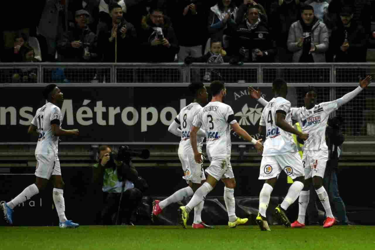 Amiens-PSG 4-4: gol di Icardi, doppietta di Kouassi