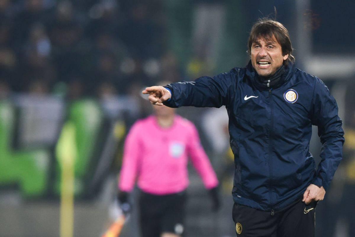 Inter, Conte risponde stizzito su Agnelli e abbandona intervista post Ludogorets