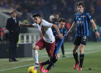 Atalanta-Roma 2-1, Dzeko non basta: Palomino e Pasalic ribaltano i giallorossi