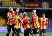 Serie B, risultati 22 febbraio: il Benevento domina l'Entella, il Cittadella stende la Juve Stabia