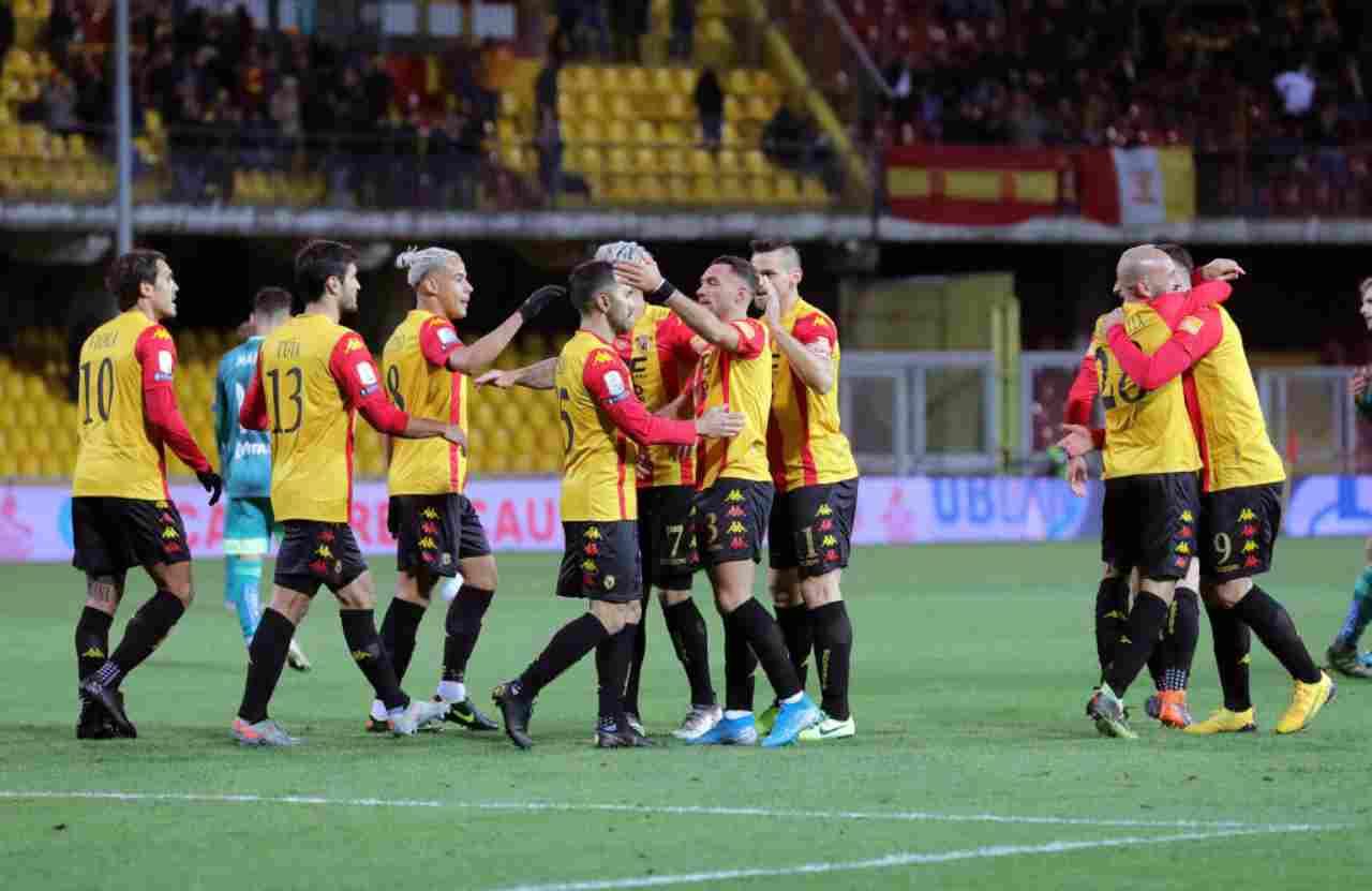 Serie B, risultati 15 febbraio: il Benevento batte anche il Pordenone, il Cosenza inguaia il Livorno