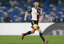 """Champions League, Bonucci: """"La Juve è favorita a Lione, ma non basta per vincere"""""""