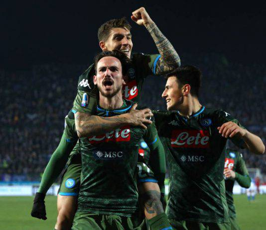 Serie A, Highlights Brescia-Napoli: gol e sintesi del match - VIDEO