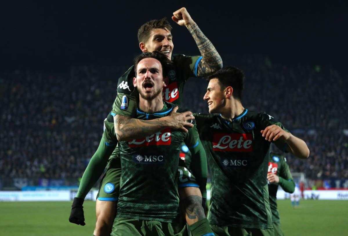 Serie A, Highlights Brescia-Napoli: gol e sintesi del match - VIDEO