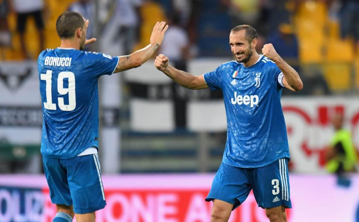 Juventus, lista Champions League: l'elenco dei 22 bianconeri, c'è Chiellini