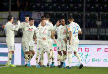 Serie B, risultati 23 febbraio: la Salernitana affossa il Livorno, il Chievo supera il Pordenone