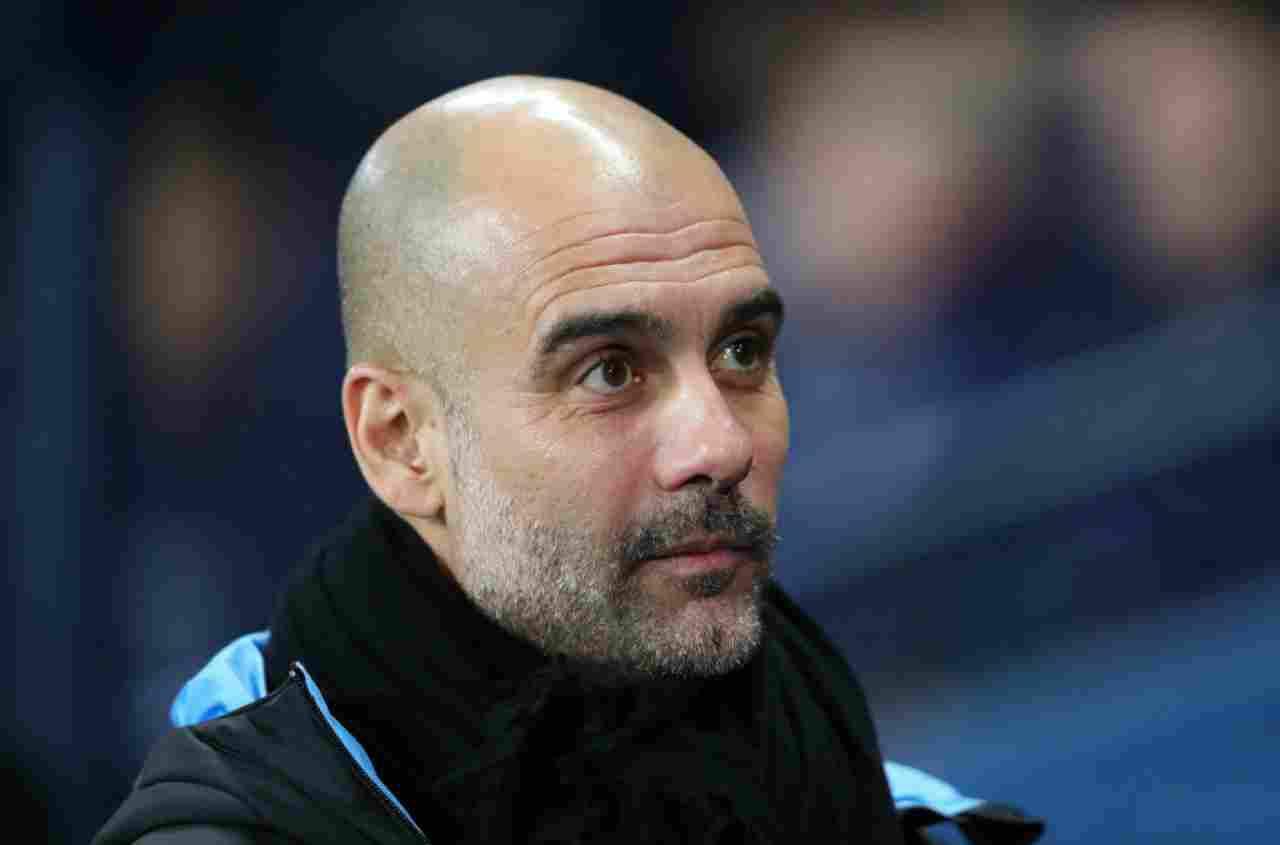 """Manchester City, Guardiola: """"Nessun caso Sterling, non imponiamo ai giocatori cosa dire"""""""