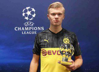 Haaland, via dal Dortmund per 75 milioni nel 2021: un affare per tutti