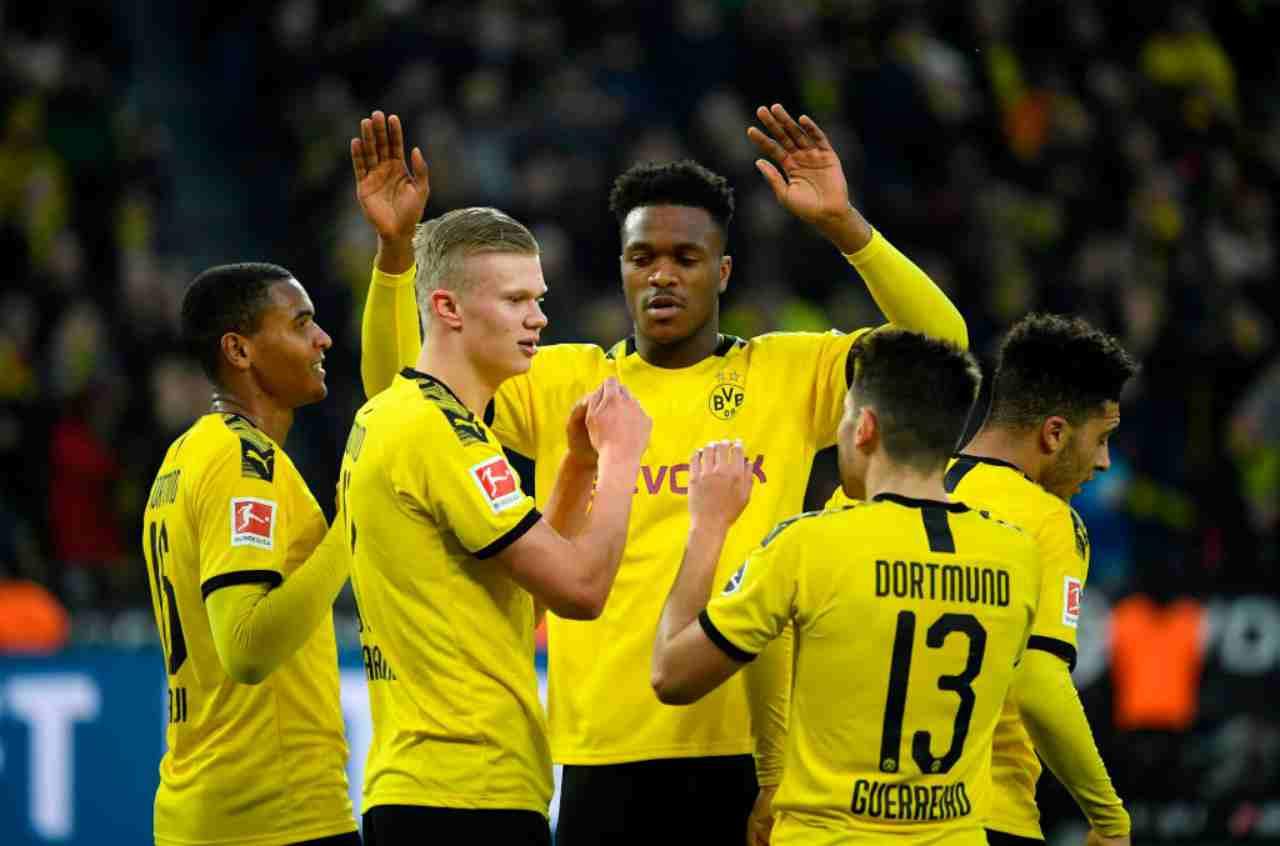 Lazio-Borussia Dortmund, precedenti della sfida (Getty Images)