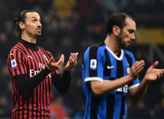Inter-Milan 4-2, Ibra non basta. De Vrij e Lukaku completano la super rimonta