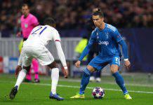 Lione-Juventus 1-0, Tousart decisivo, bianconeri deludenti. Qualificazione in salita