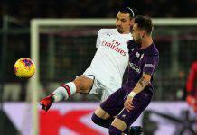 Fiorentina-Milan 1-1, Rebic non basta: Pulgar beffa i rossoneri su rigore