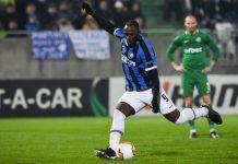 Europa League, Inter-Ludogorets 2-1: Biraghi e Lukaku portano i nerazzurri agli ottavi