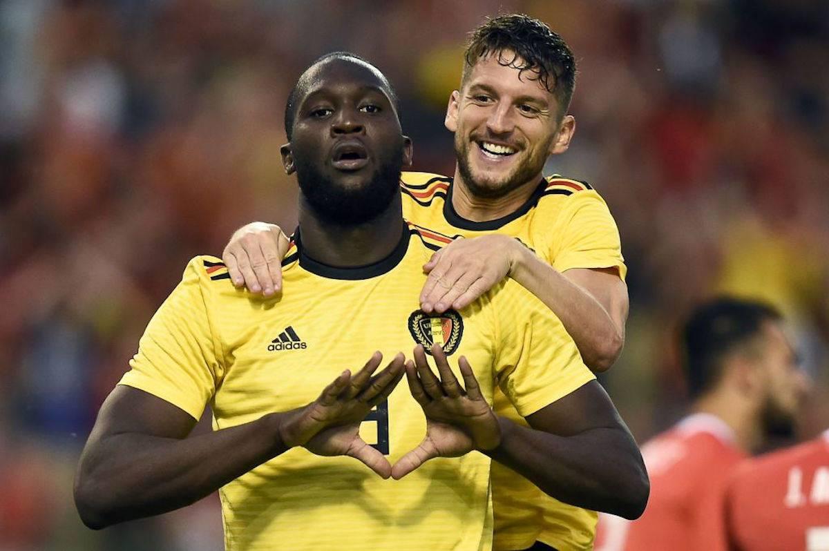 Inter-Napoli, Mertens osservato speciale: Lukaku vuole convincerlo